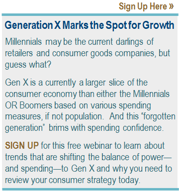 Generation X Marks the Spot for Growth