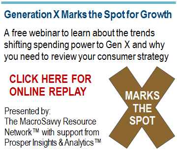 Webinar Replay: Generation X Marks the Spot for Growth