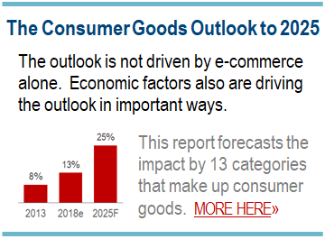Consumer Goods Outlook to 2025 by MacroSavvy